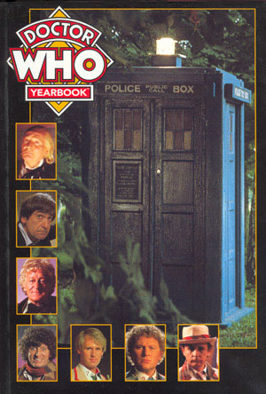 Yearbook 1996 The Tardis Library Doctor Who Books Dvds