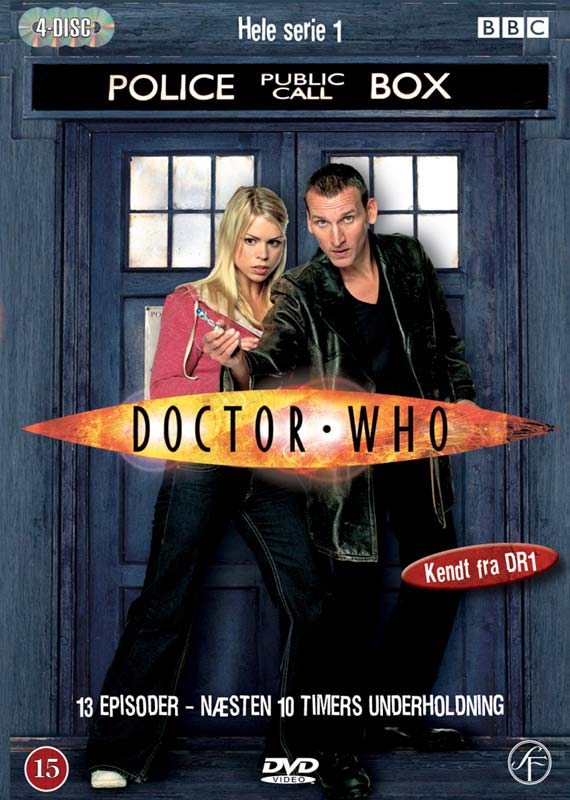 the complete first series the tardis library doctor who books dvds videos audios. Black Bedroom Furniture Sets. Home Design Ideas