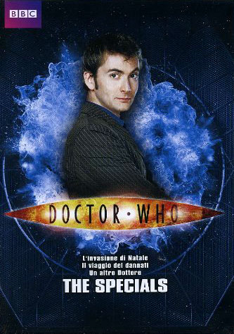 Doctor Who The Christmas Invasion.The Specials The Christmas Invasion Voyage Of The Damned