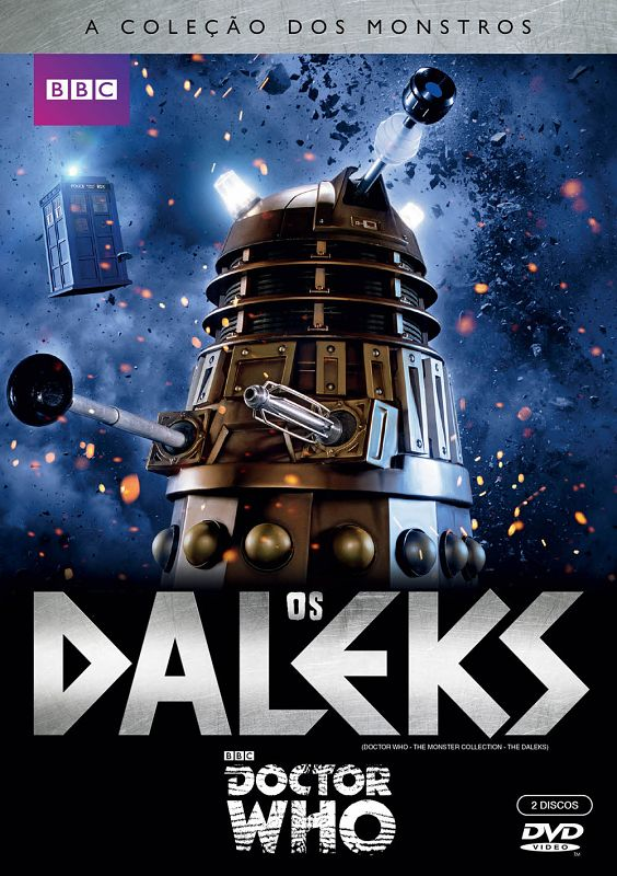 the monster collection the daleks the tardis library doctor who